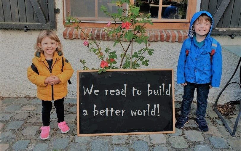 www.thevillage.be - Little Humane Books, building a better world