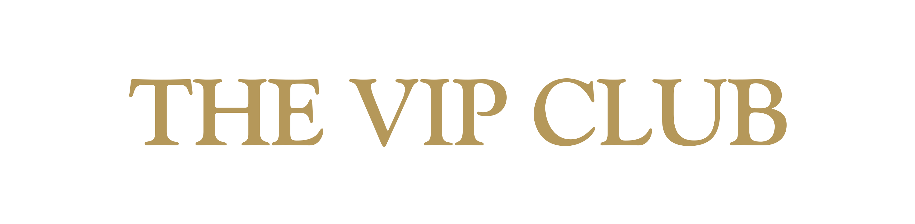 The VIP Club World