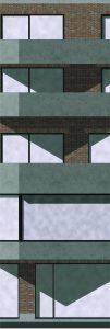 Facade detail 1:20