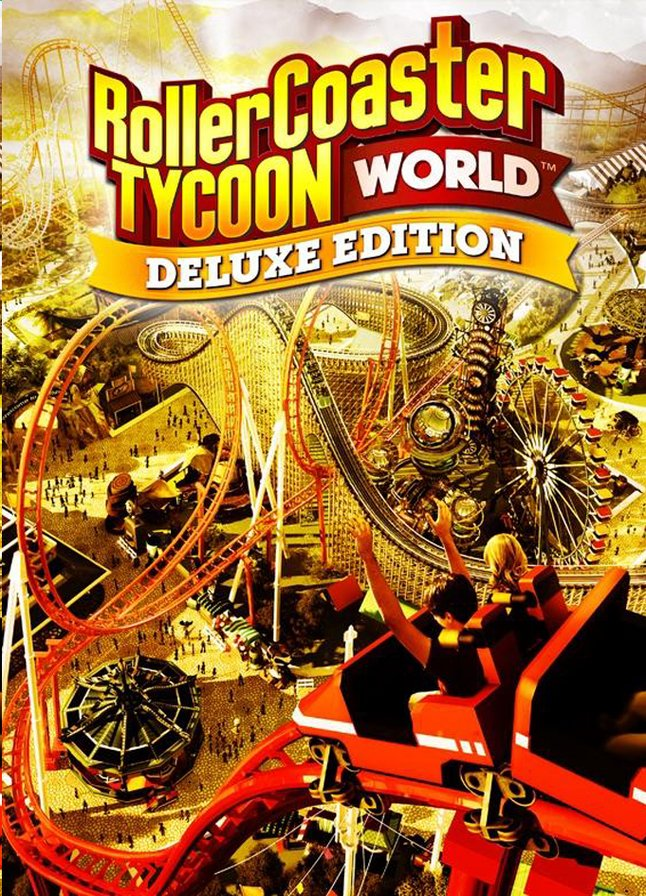 jeux video pc roller coaster tycoon