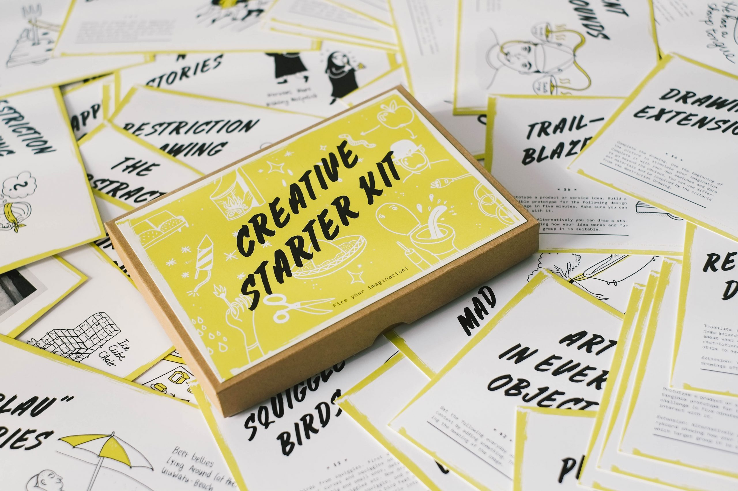 Creative Starter Kit