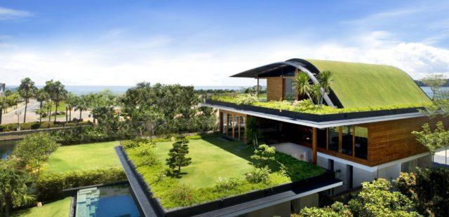 Arquitetura sustentável, como funciona ter uma casa ecologicamente correta.