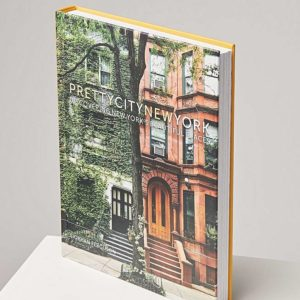 Pretty City New York coffee table book