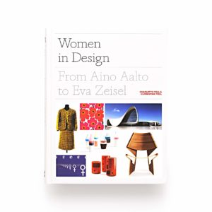 Women In Design coffee table book for styling sideboard idea