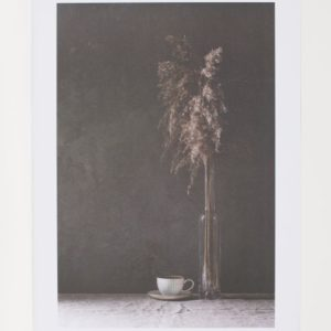 photo print of moody still life composition