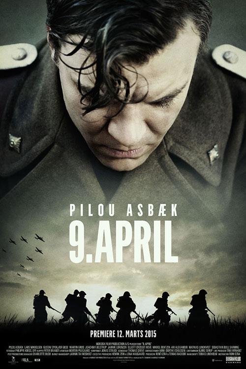 Poster for 9 April Production Designer Thomas Greve