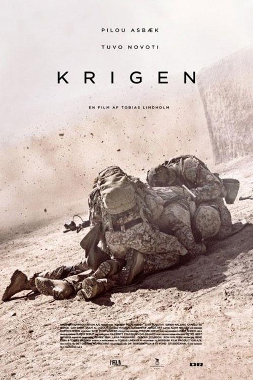 Poster for Krigen Production Designer Thomas Greve