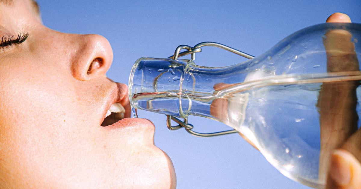 Do you drink enough water? thor-bjorg.com