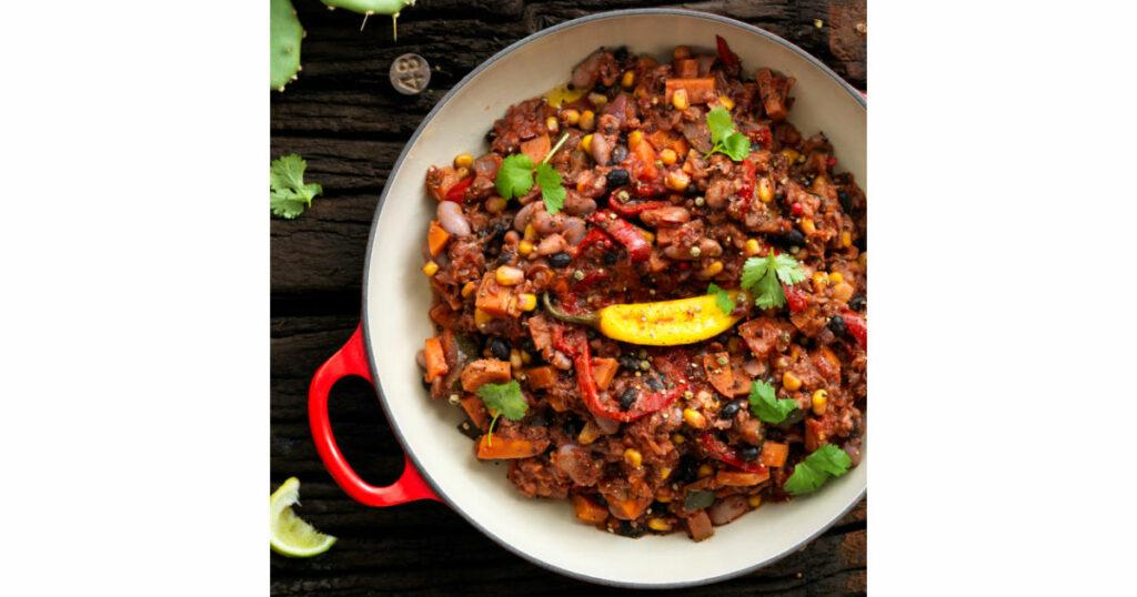 mexican pot stew. thor-bjorg.com