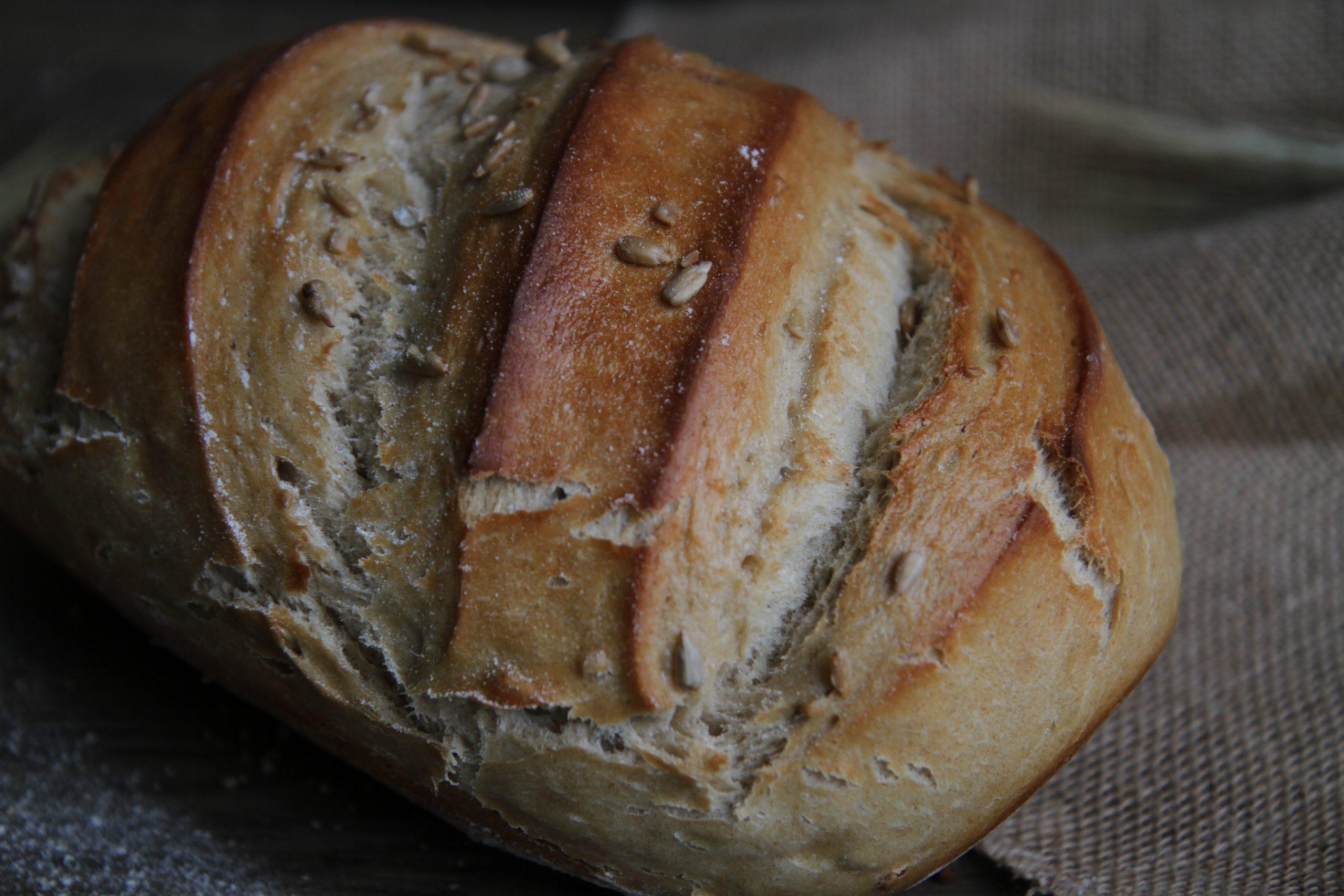 Roggen Dinkel Brot thorben grübnau