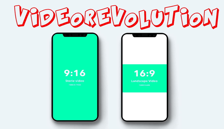 Videorevolution på videostørrelser