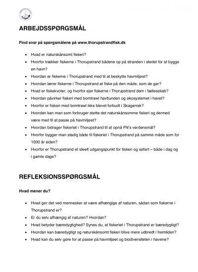 ARBEJDSSPØRGSMÅL 5.3