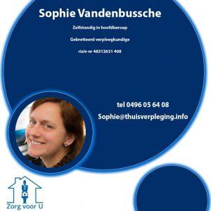 Sophie Vandenbussche 0496 05 64 08