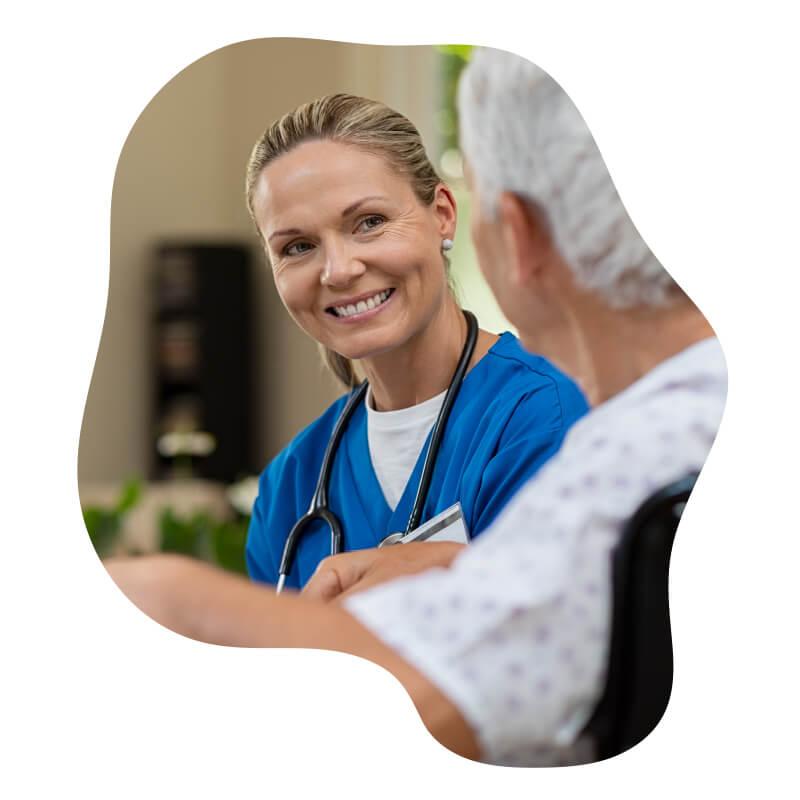 Vacature verpleegkundige