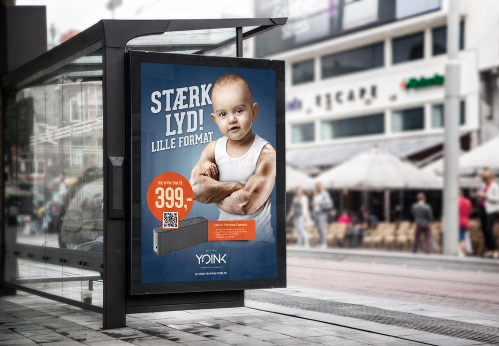 Yoink bus stop