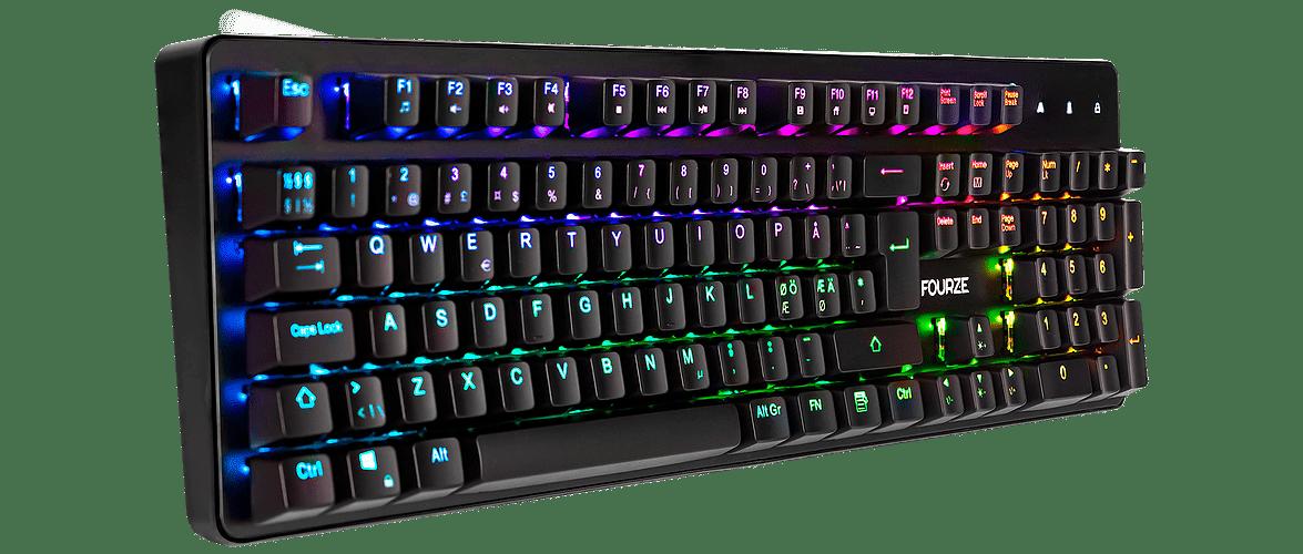 Fourze keyboard