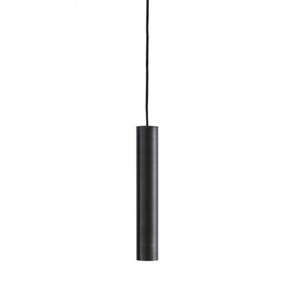 House Doctor Lampe Pin Sort Antik 30 cm