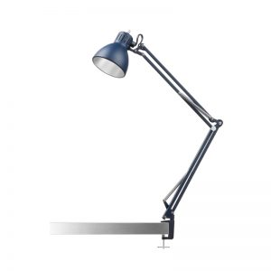 Nordic Living Archi T1 Bordlampe Blå