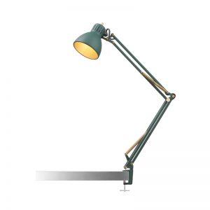 Nordic Living Archi T1 Junior Bordlampe Grøn