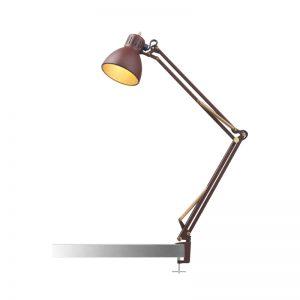 Nordic Living Archi T1 Junior Bordlampe Rød