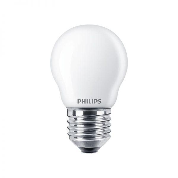 Philips E27 Krone Pære