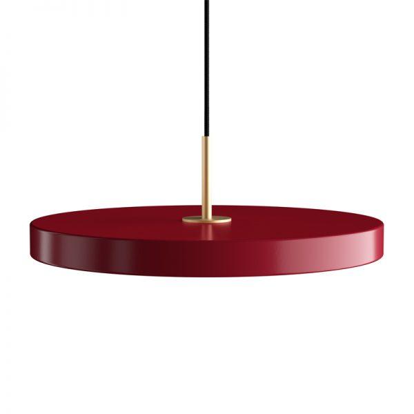 Umage Asteria Medium Pendel Ruby Red