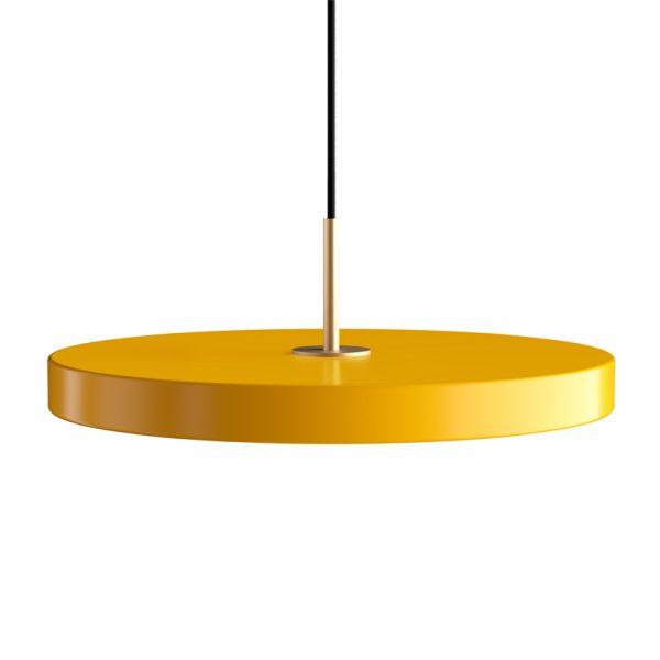 Umage Asteria Medium Pendel Saffron Yellow