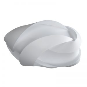 Umage Ribbon Medium Lampeskærm Hvid