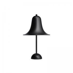 Verpan Pantop Ø23 Bordlampe Mat Sort