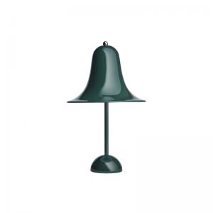 Verpan Pantop Ø23 Bordlampe Mørk Grøn