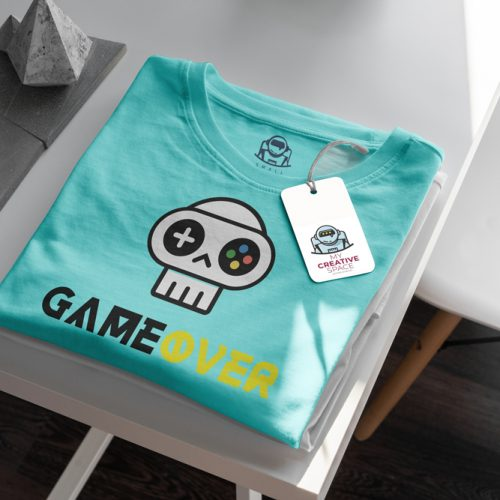 game-over-tshirt