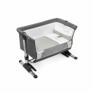 MINICUNA BEBE COLECHO DESDE 0 MESES + TEXTIL REGULABLE MOSQUITERA INCLINABLE MS 430103D