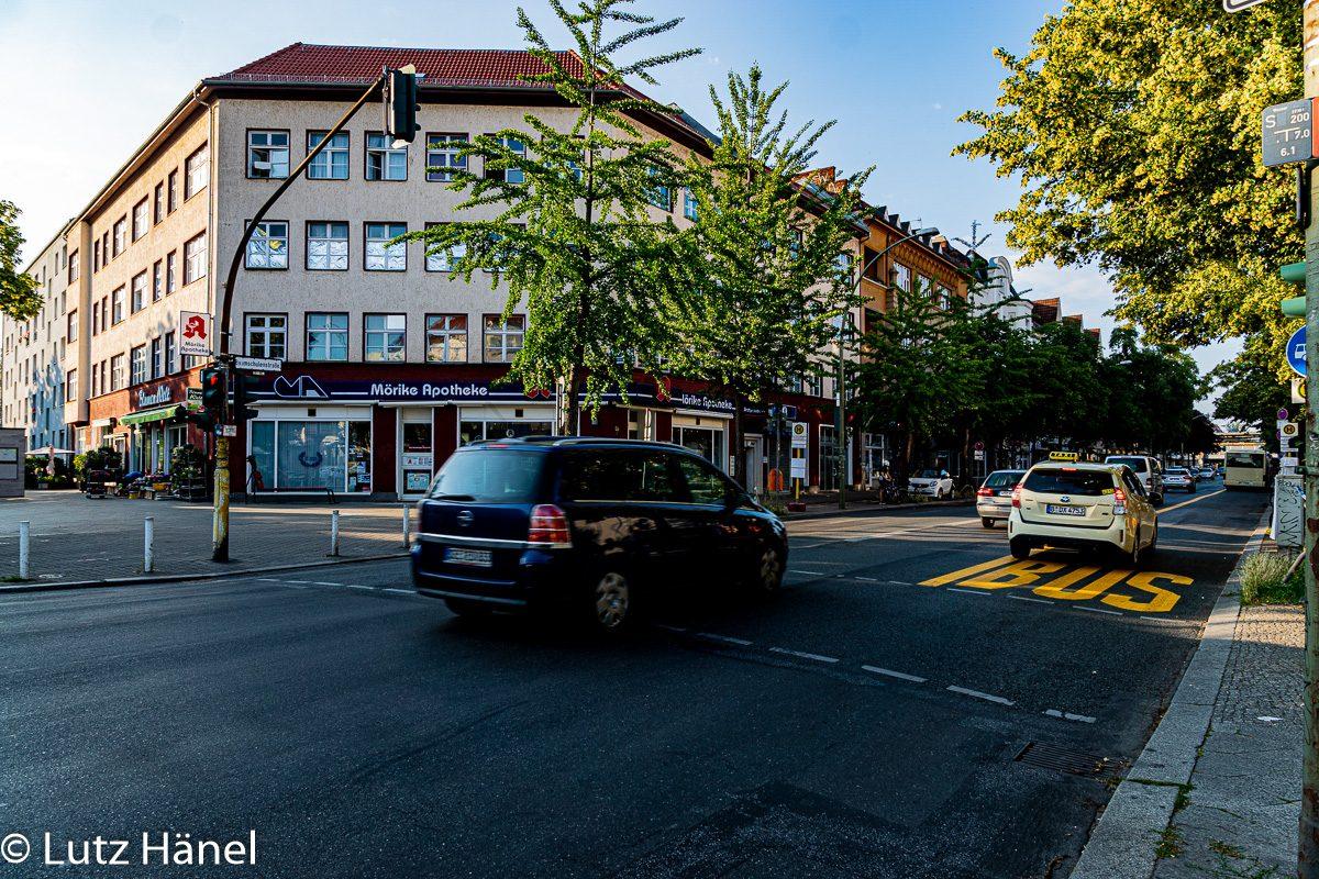 Busspur von manchen Baumschulenweger gewünscht für dieBaumschulenstraße fehlt ein vernünftiges Verkehrs Konzept