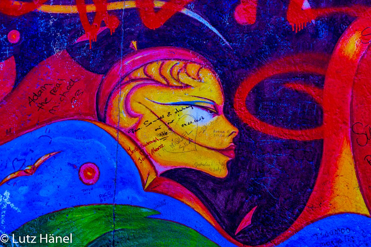 Foto von der East Side Gallery -Graffiti & Urban-Art-Foto-Tour