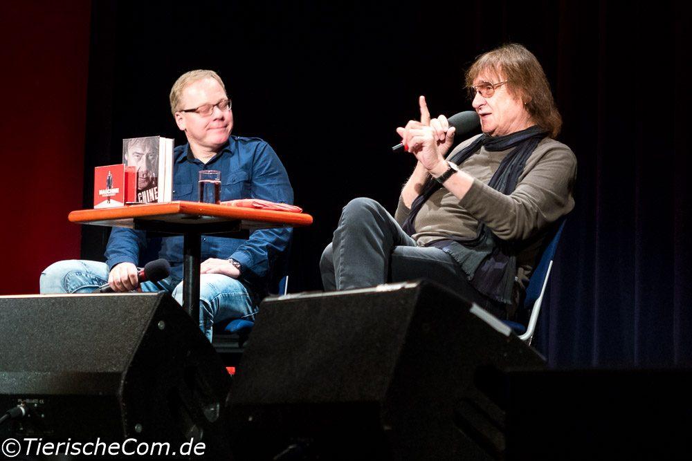 Foto vom Ex-Puhdys-Sänger Dieter Birr erzählt aus seinem Leben