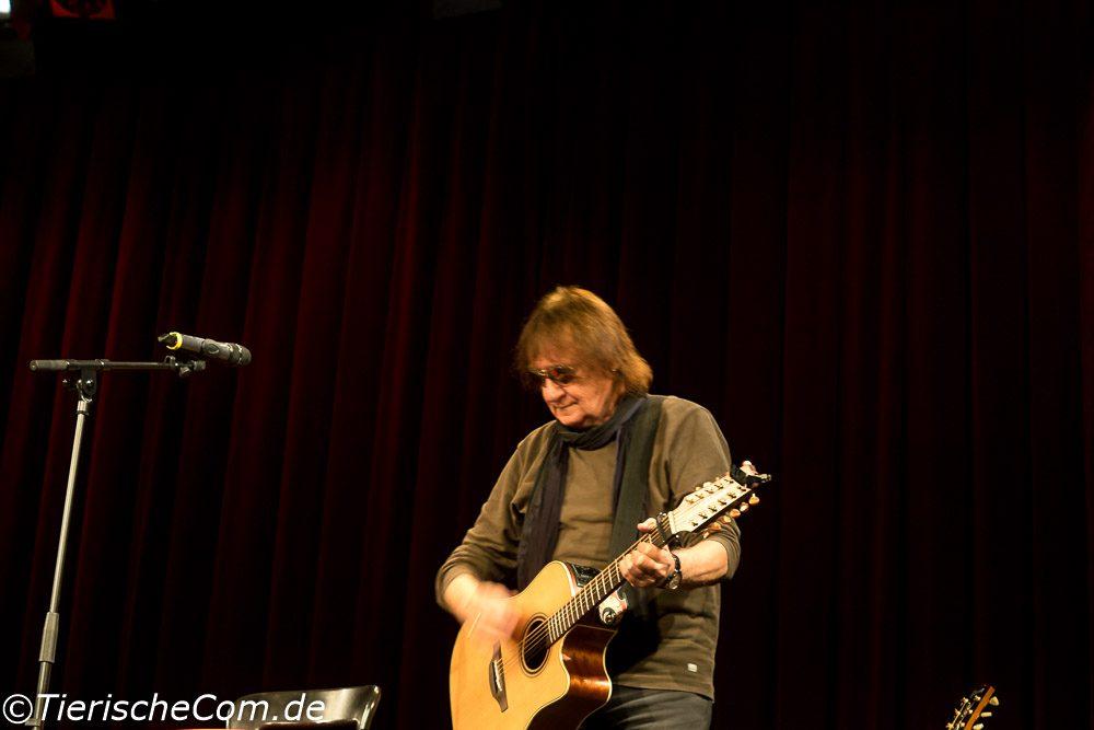 Foto vom Ex-Puhdys-Sänger Dieter Birr