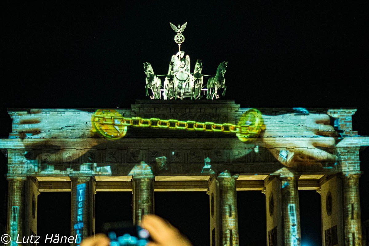 Berlin hat sich von den Fesseln befreit
