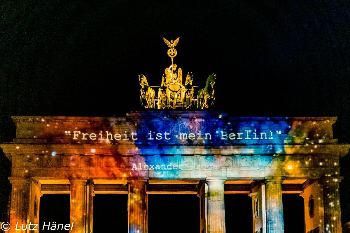 Berlin ist meine Frheit