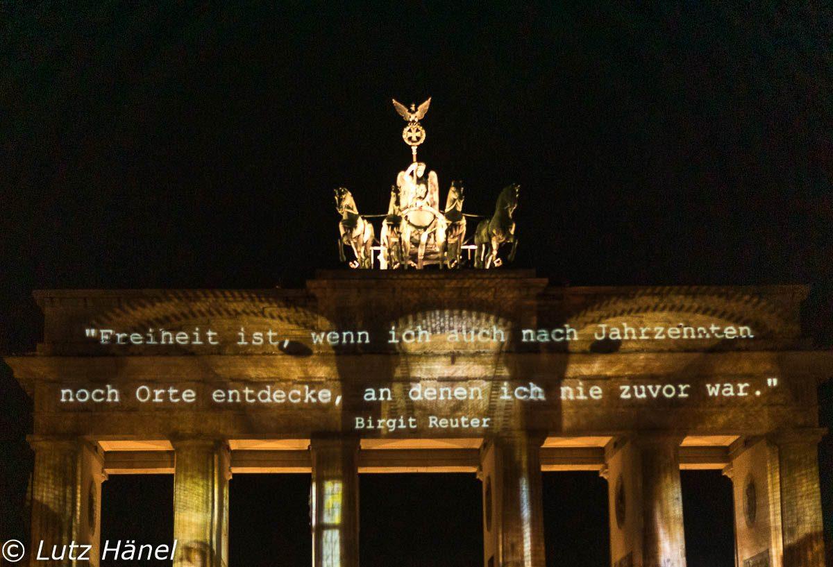 Orte in Berlin entdecken wo ich vorher noch nie war