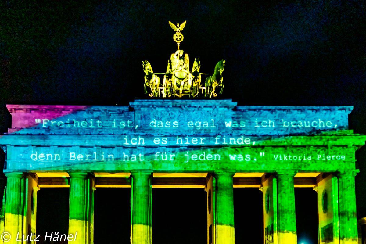 in Berlin findet jeder Freiheit