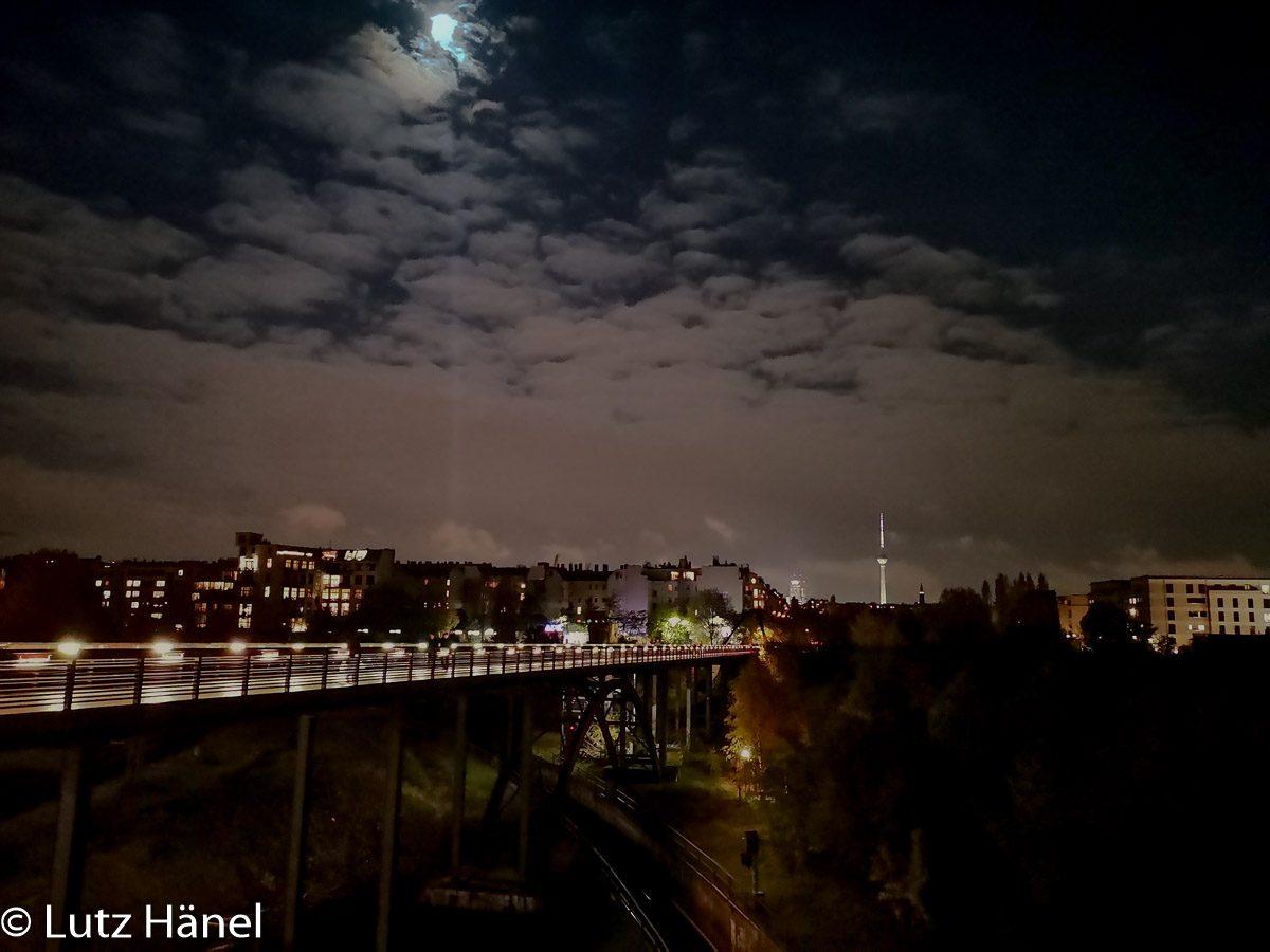 November Nacht Schwedtersteg