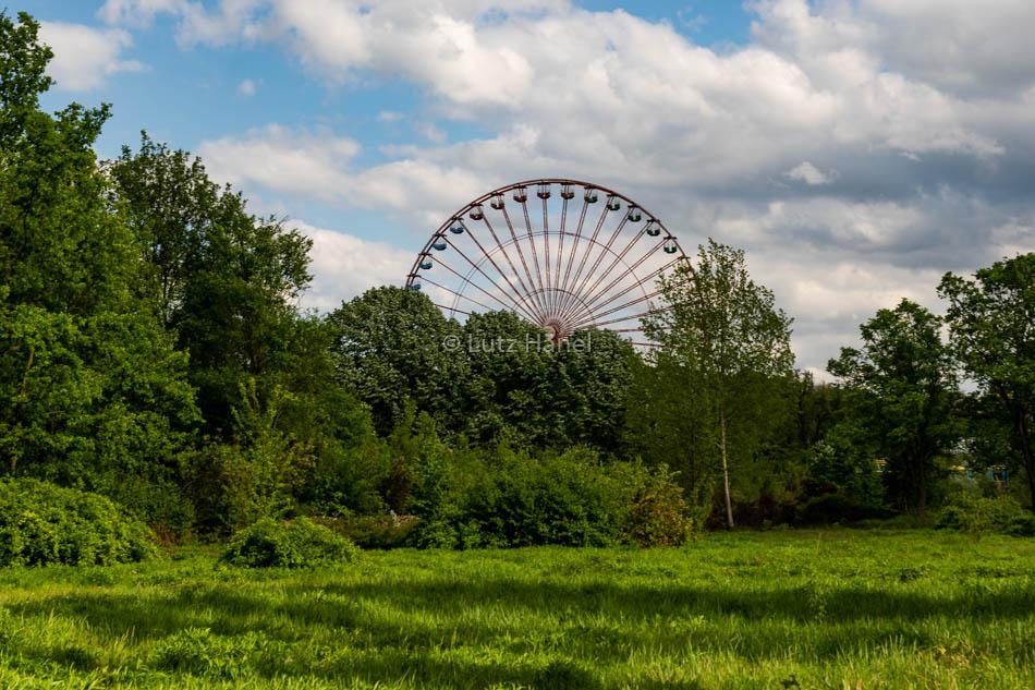 Kulturpark-Spreepark-Berlin Plänterwald -Lost Place -(Verlorener Ort)