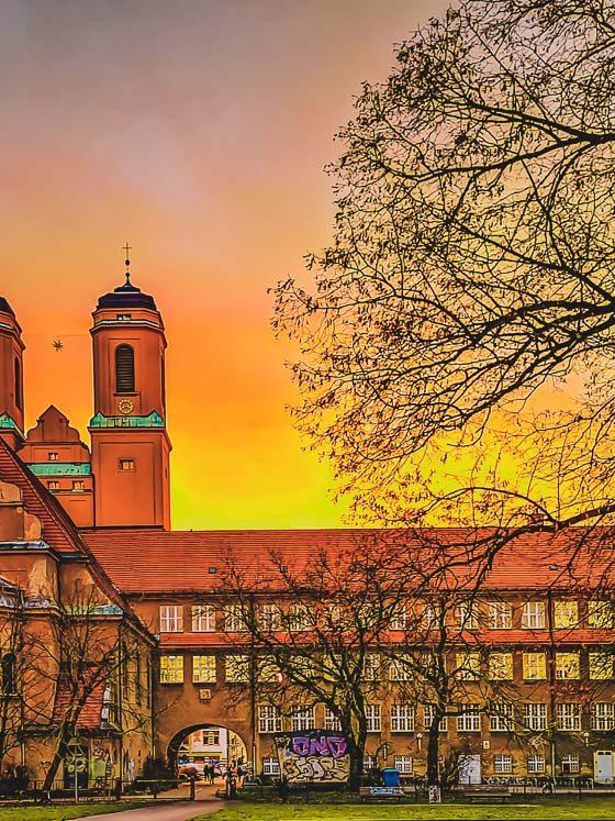 Vaterhaus Kirche in Baumschulenweg