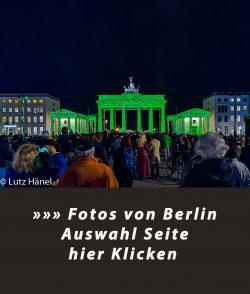 Brandenburger Tor in Berlin hier ein Foto das während Berlin Leuchtet entstanden ist!