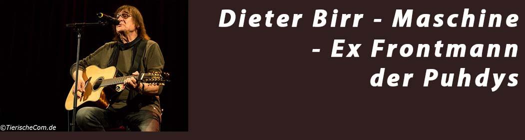 Dieter Birr - Ex Frontmann der Puhdys