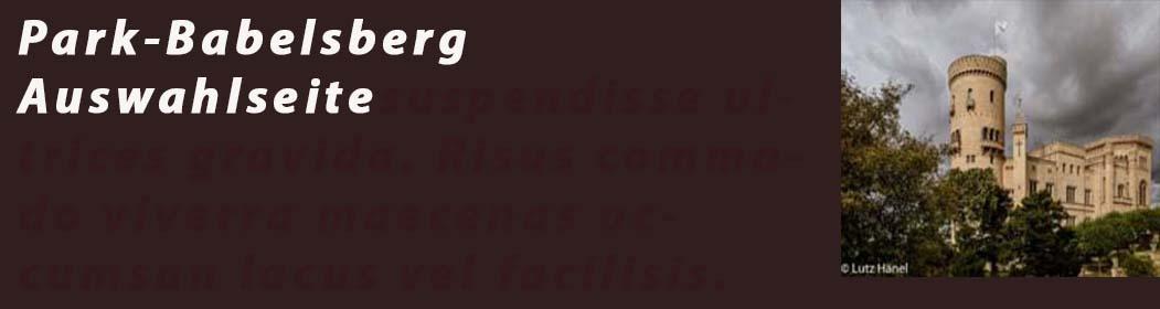 Park-Babelsberg Auswahlseite
