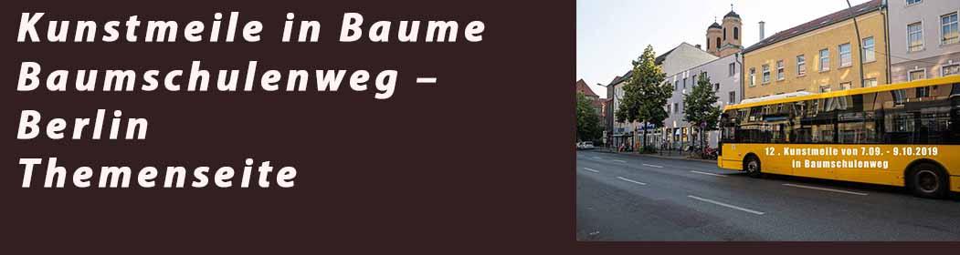 Kunstmeile in Baumschulenweg – Berlin