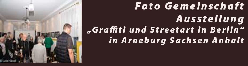 Foto Gemeinschaftsausstellung iin Arneburg Sachsen Anhalt