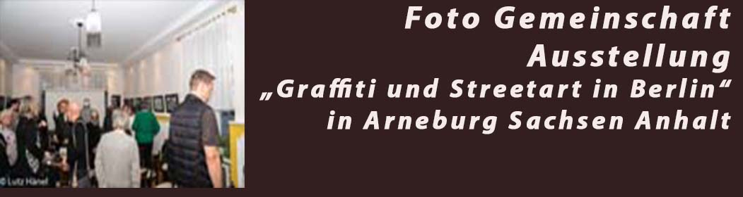 Foto Gemeinschaftsausstellung iin Arneburg Sachsen Anhalt - Fotogalerie