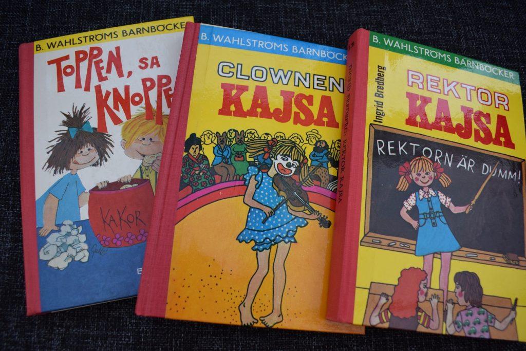 Barnböcker från Wahlströms